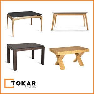 Деревянные столы для дома
