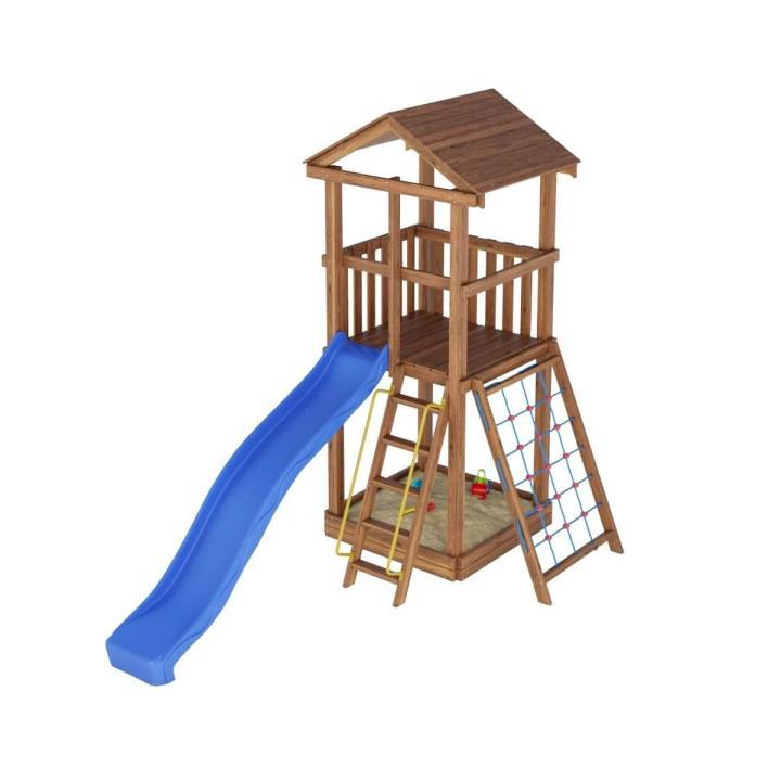 Деревянная детская площадка №2