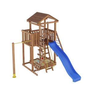 Деревянная детская площадка №5