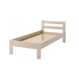 """Деревянная кровать TokarMebel """"Альпина"""" Односпальная"""