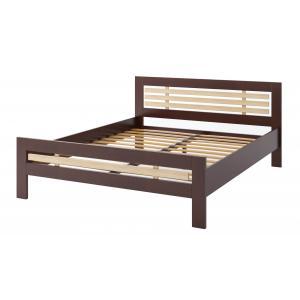 """Деревянная кровать TokarMebel """"Лантана"""" Двуспальная"""