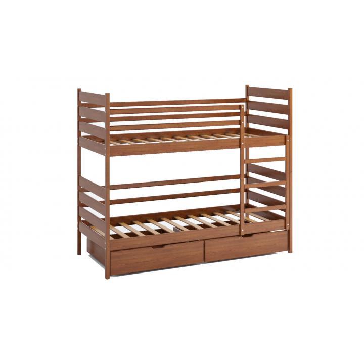 """Двухъярусная кровать TokarMebel """"Ларикс"""""""