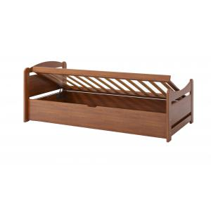 """Деревянная кровать TokarMebel """"Линария"""" Односпальная"""