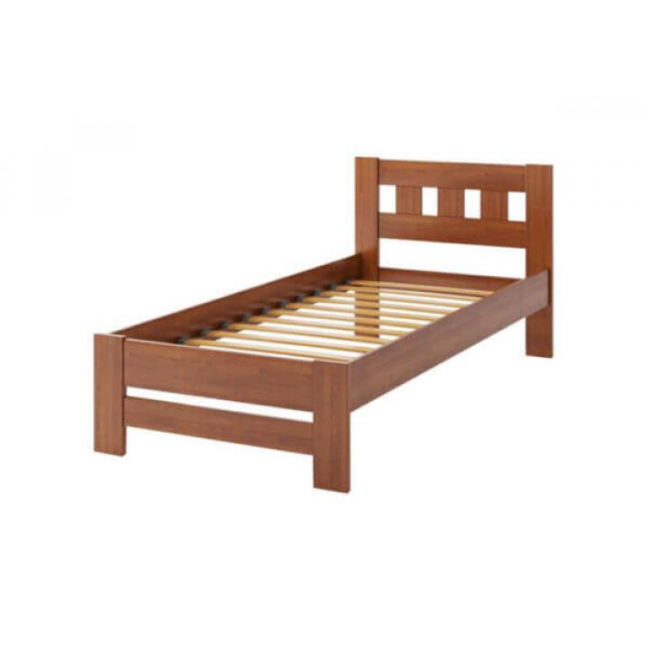 """Деревянная кровать TokarMebel """"Сакура"""" Односпальная"""