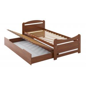 """Деревянная кровать TokarMebel """"Авена"""" Односпальная"""