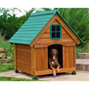 Будка для собаки TokarMebel «Бульдог-2»