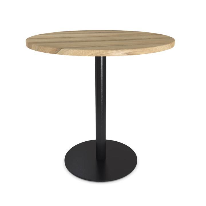 """Металлический стол TokarMebel """"Одиночный круг"""