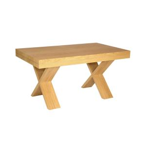 Раскладной деревянный стол TokarMebel «Шанхай»