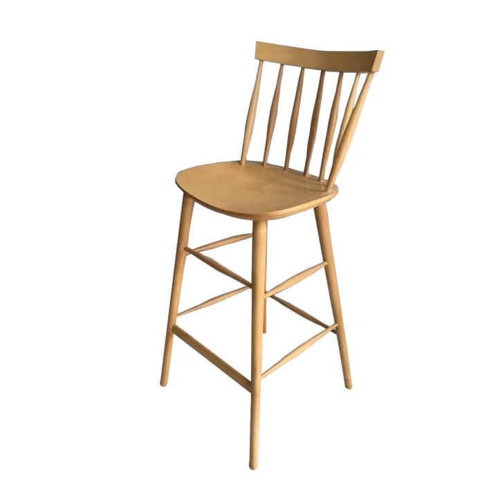 Деревянный стул TokarMebel «Грация Барная»